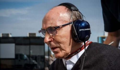 Frank Williams viet hele livet til Formel 1