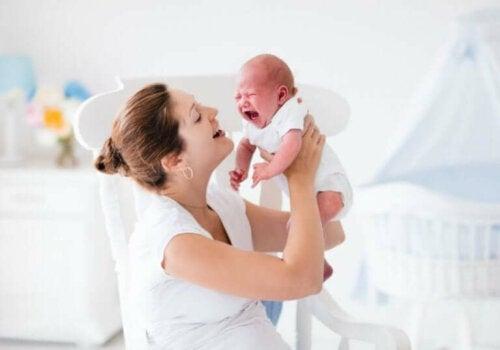 Forskjellige årsaker til en for tidlig fødsel