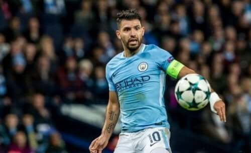 Sergio Agüero: En distingvert fotballspiller