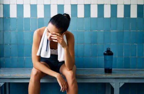 Frustrasjon ved fiasko kan overvinnes