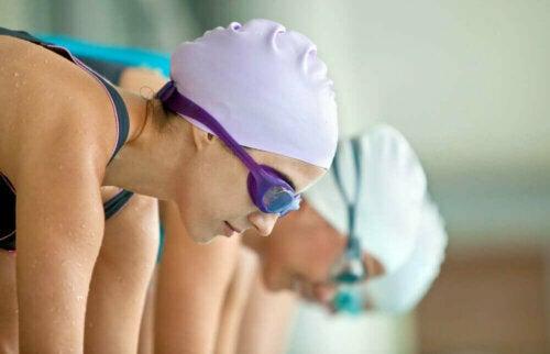 Hvordan holde fokus mens du utøver sport