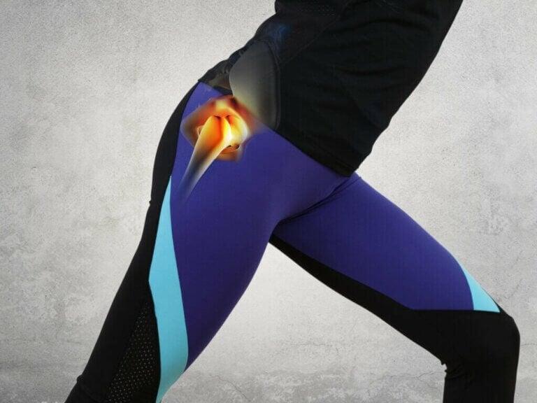 Gode øvelser for å styrke hoftene dine