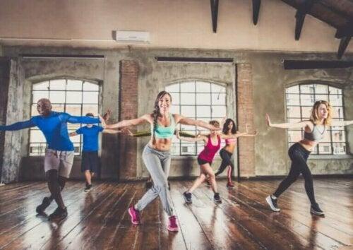 Hva er treningsprogrammet BodyJam?