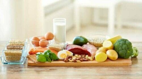 Matvarer som hjelper med muskelrestitusjon etter trening