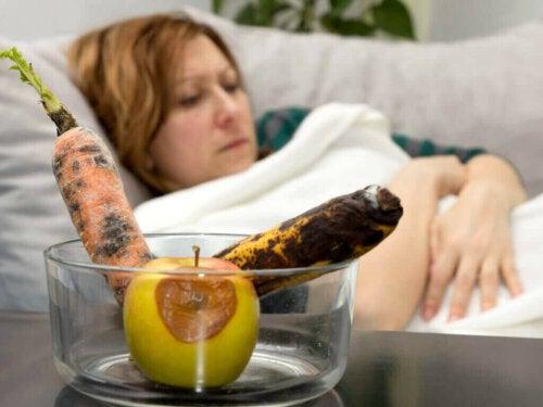 Årsakene til at du kan få matforgiftning