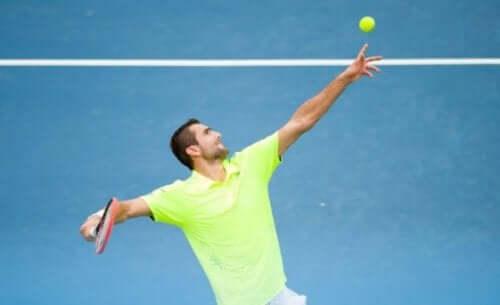 Marin Cilic: En tennisspiller med en ukomplisert spillestil
