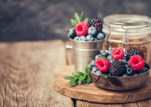 Er det greit å spise frukt etter en treningsøkt?
