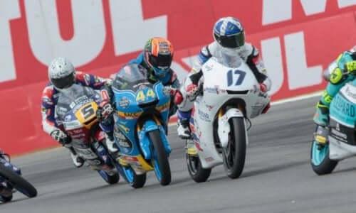 Unge ryttere: Fremtiden til MotoGP mestere