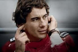 Ayrton Senna var dypt knyttet til Eau Rouge