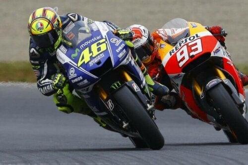 De beste lagene som konkurrerer i MotoGP