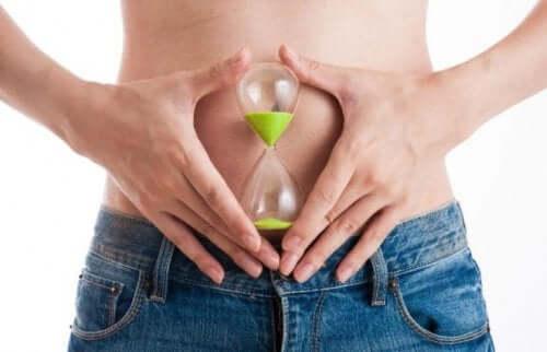 Et sunt og variert kosthold fører til en sunn forbrenning