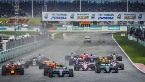Formel 1: 7 kuriositeter fra denne konkurransen
