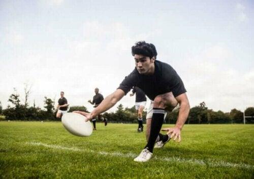 Fysisk trening for forskjellige typer kontaktsport