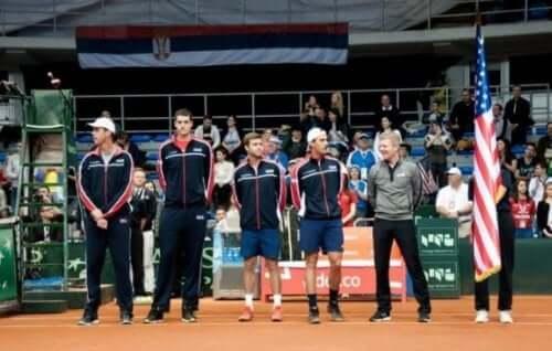 Utviklingen av Davis Cup-turneringen i tennis