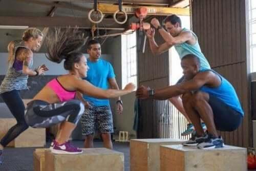 Er paleodietten kompatibel med CrossFit?