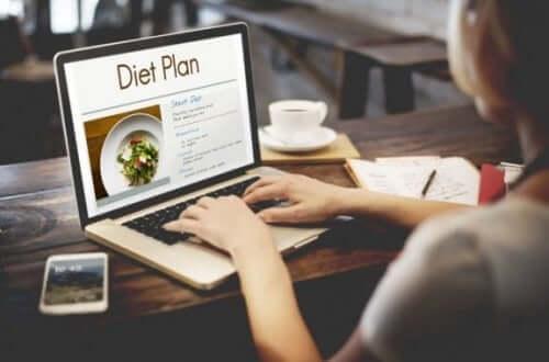Å følge en diett gir fordeler for livet ditt
