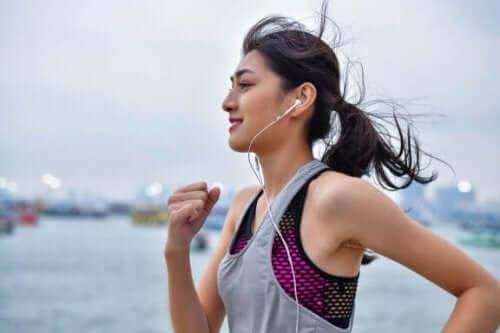 Rare ting som skjer i kroppen din når du løper