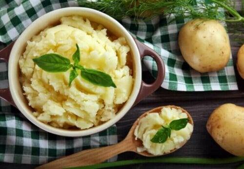 3 fordeler med å inkludere poteter i kostholdet ditt