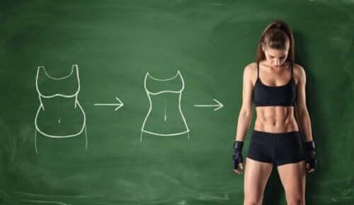 Gå ned i vekt med hypopressive mageøvelser