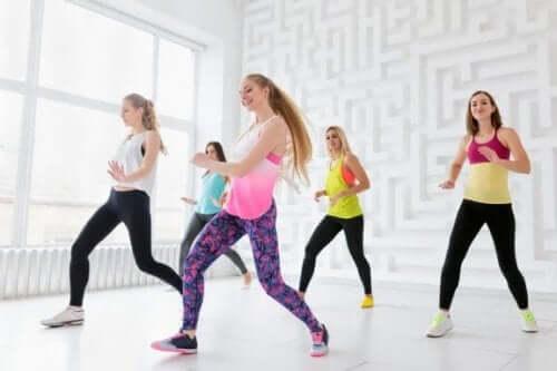 POUND Fitness: En kombinasjon av forskjellige øvelser for å forbrenne fett