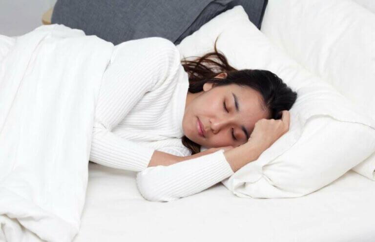 Hvorfor har jeg problemer med å sove?