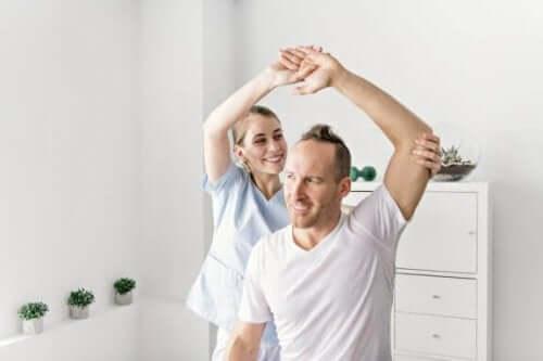 Muskelsammentrekninger etter treningsrutinen din
