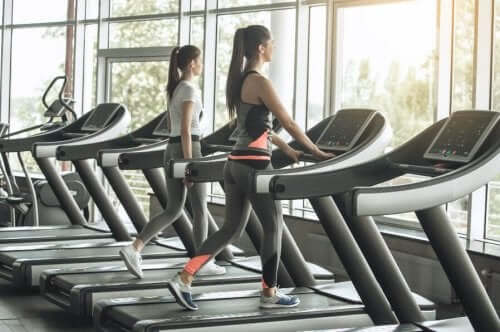 Vi må nå vår maksimale hjertefrekvens for å nå våre mål.