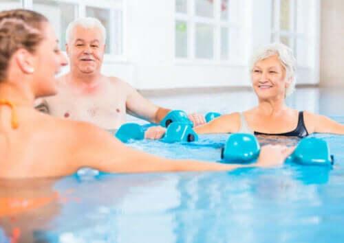 De mange gode fordelene med hydroterapi