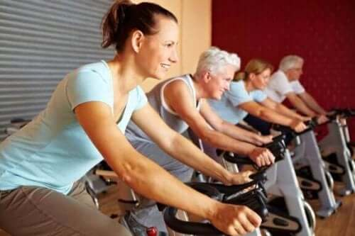 Gjør kardio i løpet av uken for bedre hjertefrekvens