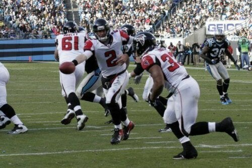 Analyse av Matt Ryan, historisk quarterback hos Atlanta Falcons