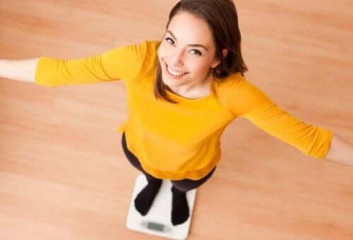 Gå ned i vekt med visse vibrasjonsøvelser.