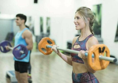 To grunnleggende Bodypump-rutiner du bør prøve