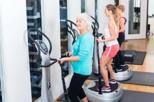 Vibrasjonsøvelser: Den nye treningsmetoden