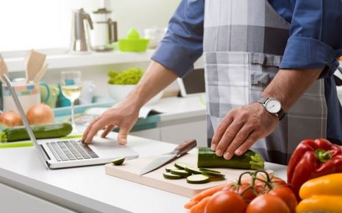 Vier lekkere en gezonde recepten met courgette
