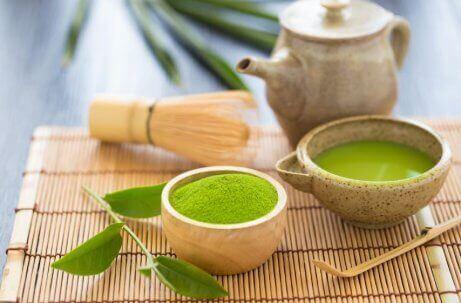 De voordelen van matcha thee
