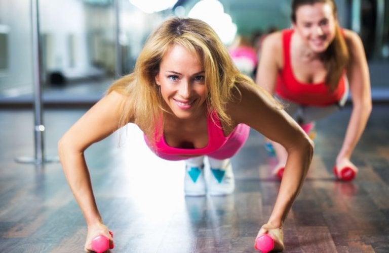 6 redenen waarom je moet blijven trainen