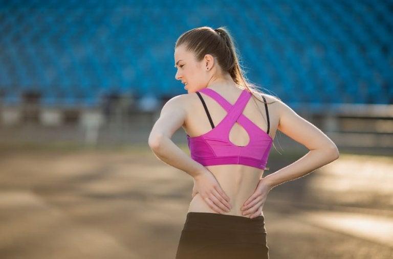 Je rug versterken: vijf oefeningen
