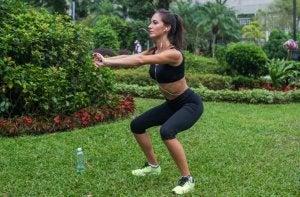 Klassieke squats