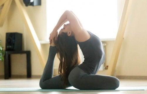 redenen om yoga te beoefenen