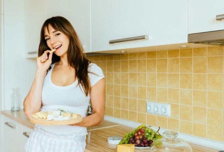 Recepten met kaas: een zeer compleet voedingsmiddel