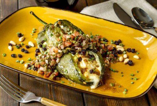 één van de gezondere Mexicaanse gerechten
