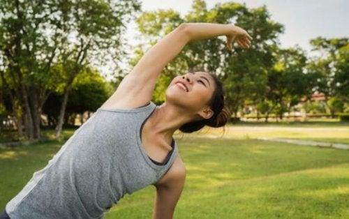 De minder bekende voordelen van lichaamsbeweging