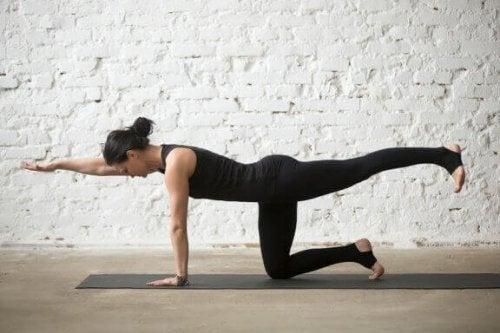oefening voor je benen en bilspieren