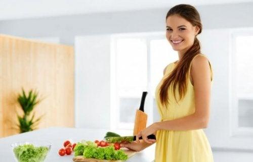 De voordelen van Reina García's slimme dieet