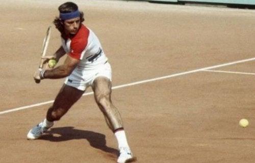 Guillermo Vilas de beste Argentijnse tennisser