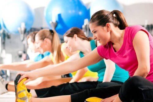 Stretchen gaat spierpijn tegen