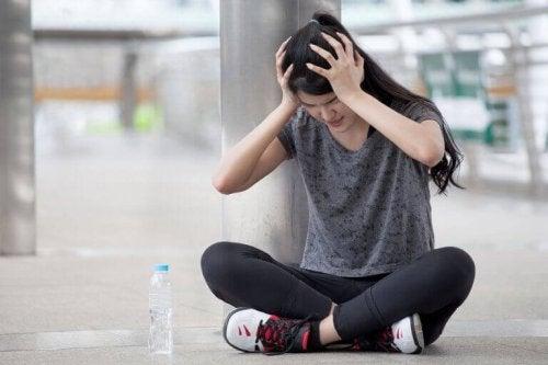 Symptomen bij een hersenschudding