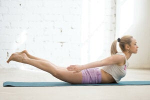 Oefening voor je rugspieren