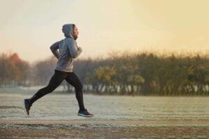 Buiten hardlopen