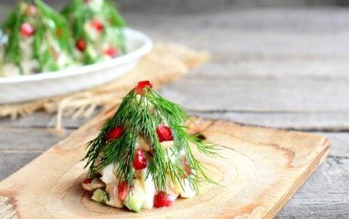 Groente en fruit in je kerstdiner